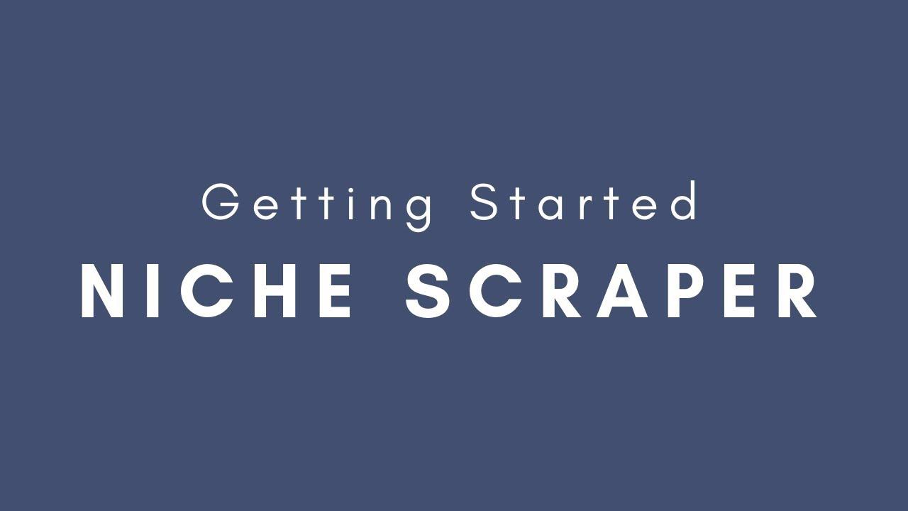 Shopify Spy Apps by Niche scraper