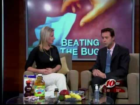 AHCC for Immune Suppor during the Flu Season ( W-News 10)