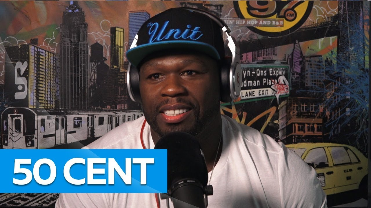 50 Cent Confronts Ebro and  Keeps It Real On '4:44', Trump & Mayweather