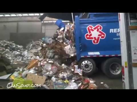 Dump Run Waste City Landfill Garbage Management Trash Disposal