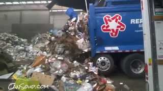 Dump Run Waste City Landfill Garbage Management Trash Disposal