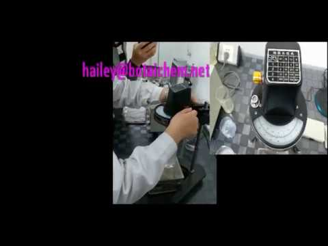 Test cellulose ethers viscosity/HPMC
