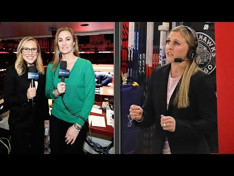 NHL Celebrates International Women's Day With Historic Broadcasts
