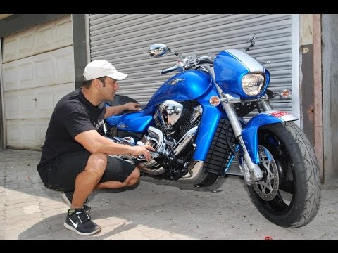 Salman Khan Cars And Bikes Collection 2016