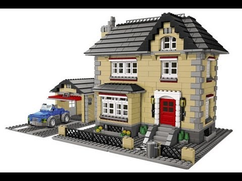 Lego Creator House 4954 Youtube