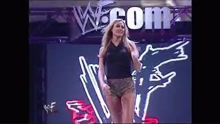 Stacy Keibler & Torrie Wilson vs Jacqueline RAW IS WAR August 6, 2001