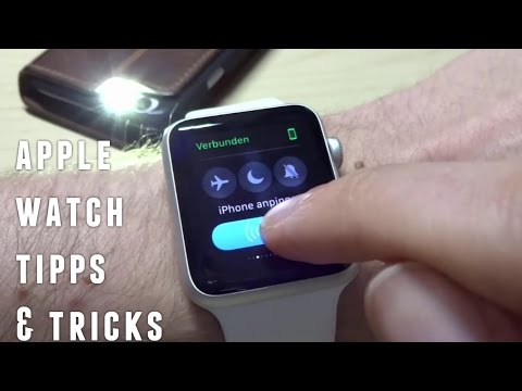 APPLE WATCH -Tipps, Tricks & versteckte Funktionen