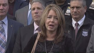 NYPD Officer Brian Moore Family News Conference
