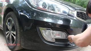 видео Бампер Kia Ceed Pro