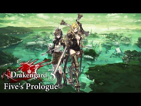 Drakengard 3 | Five's Prologue (DLC)