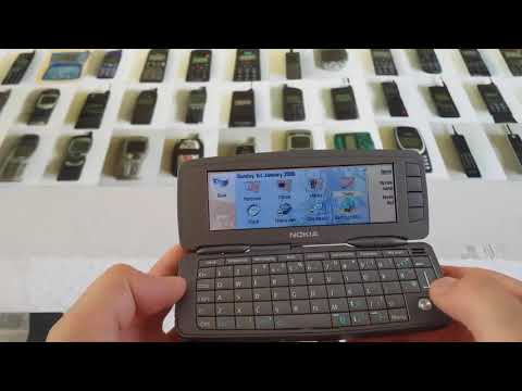 Retro Phone Show Nokia 9300i