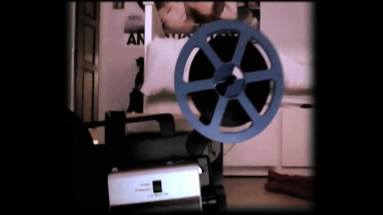 Chinon 2000GL 8mm Film Projector