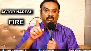 Naresh Opens Up about industry  | Actor Naresh Latest Interview