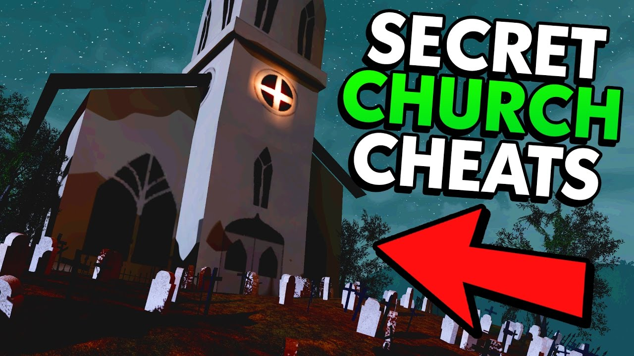 Hello Neighbor New Cheating Hack Secret Church Hello Neighbor Cheats Mod Gameplay Youtube