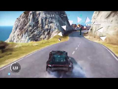 (Just cause 3) I will end this fecking race