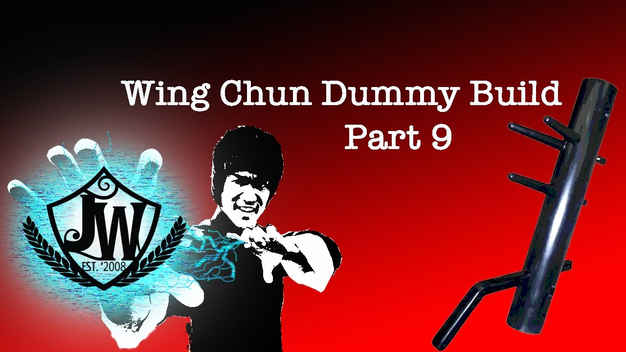 how to make a wing chun dummy pdf