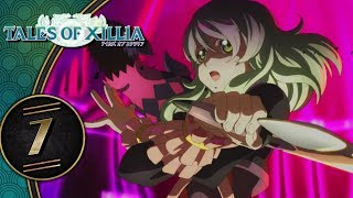 Tales Of Xillia (PS3, Let's Play) | Elize's Powers! | Part 7