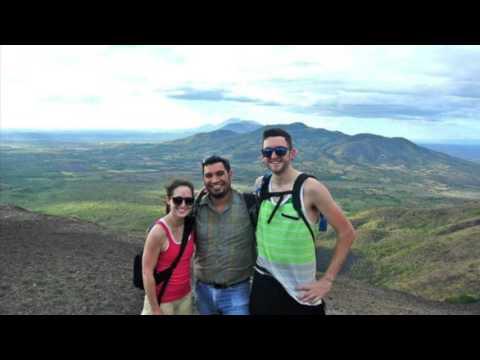 Hello Nicaragua!