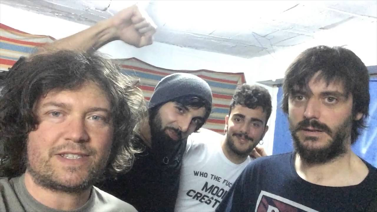 """Resultado de imagen de MOON CRESTA - Documental """"El rock nuestro cada día"""""""