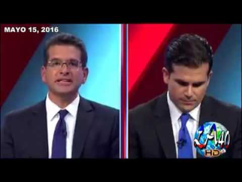 Gaby Calderon - Gobernador de PR Ricardo Rossello escogerá a Pedro Pierluisi