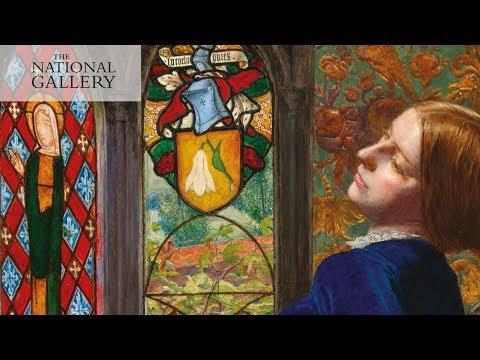 Trailer | Reflections: Van Eyck and The Pre-Raphaelites | National Gallery