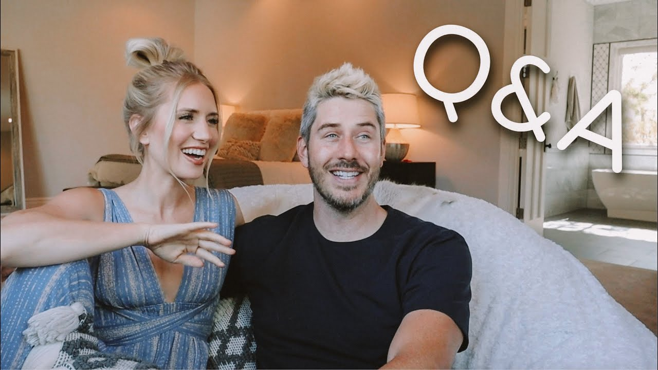 Q&A | ARE WE PREGNANT AGAIN? DO WE FIGHT? | LAUREN AND ARIE