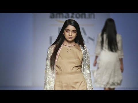 Patine | Spring/Summer 2018 | India Fashion Week