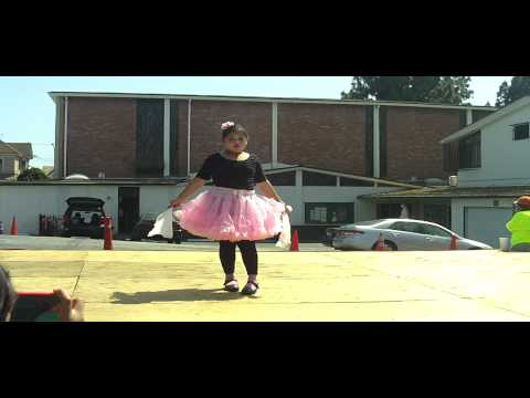 Our Lady of Loretto School 5/28/11 (Interpretative dance) You Raise Me Up