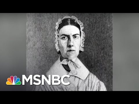 Angelina Grimke: Activist And Suffragist | 7 Days Of Genius | MSNBC