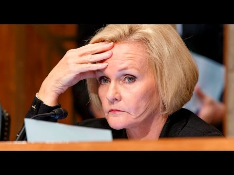 Claire McCaskill just asked to be Primaried