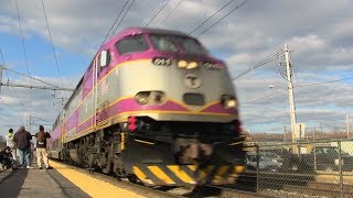 Free Ride The MBTA Day @ Mansfield!!!! AWESOME Catches!!!!