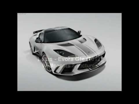 Lotus - Evora Gte 2012 Wallpapers & Pictures HD
