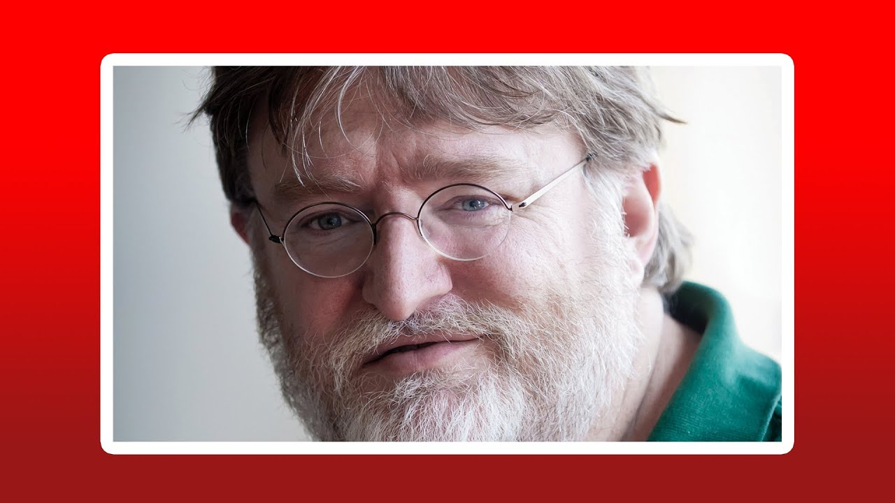 Ode to Gabe Newell - A PC Gamers Christmas Carol - YouTube