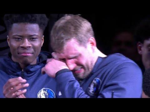 NBA Players Crying Compilation (+ Kobe Bryant RIP)