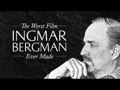 The Worst Film Ingmar Bergman Ever Made