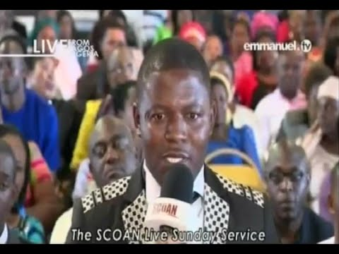 """SCOAN 20/03/16: """"I Never Believed TB Joshua My Life Changed When Accidentally Watched Emmanuel TV"""""""