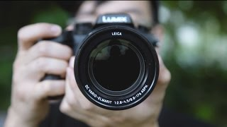 Panasonic Lumix FZ2500 Review by Georges Cameras