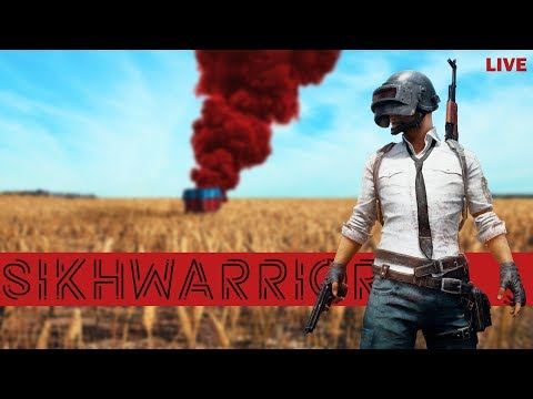 Sikhwarrior 🍗 Where the f** i am ! 🍗 PUBG INDIA LIVE