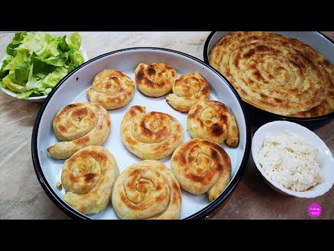 PITA KROMPIRUSA  kuhaj i peci