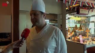 Фестиваль русской кухни в Howard Plaza