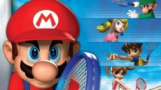 CGR Undertow - MARIO TENNIS: POWER TOUR review for Game Boy Advance