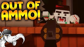 """Out of Ammo: Death Drive VR Gameplay - """"MOVE YOU FLESH PINATAS!!!"""" Virtual Reality Let"""