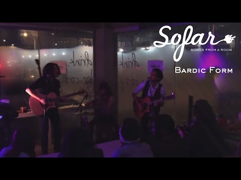 Bardic Form - Take The Ocean | Sofar Edmonton