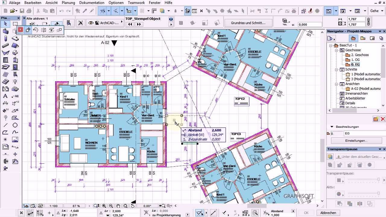 Graphisoft ArchiCAD 19 Overview