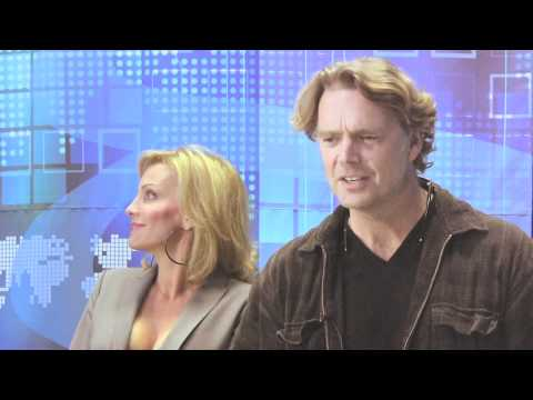 The Gregory Mantell Show -- Actor John Schneider
