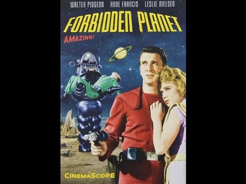 Movie Review - Forbidden Planet