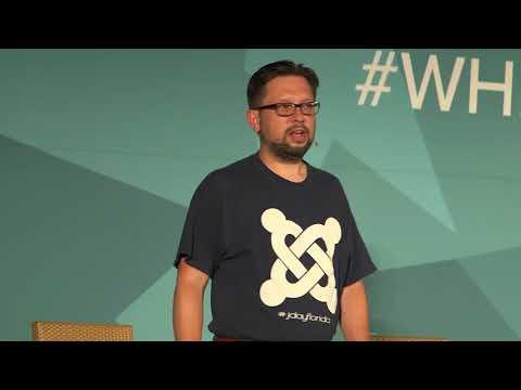 WHD.usa 2017 Keynote: Nobody is a Programmer Anymore (and Why that's Good for Your Hosting Business)