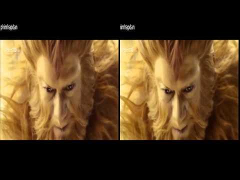 PhimMoi Net   Part 1 Tay Du Ky 2 Ba lan danh Bach Cot Tinh The Monkey King 2 2016 Vietsub 1080p