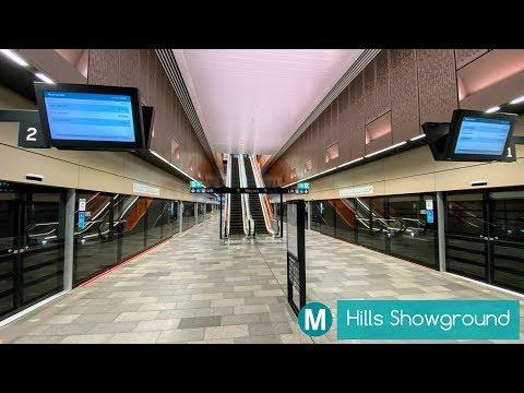 Sydney Metro Vlog 12: Hills Showground