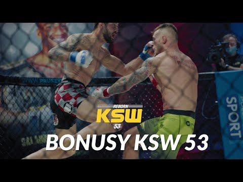KSW 53: Bonusy po gali